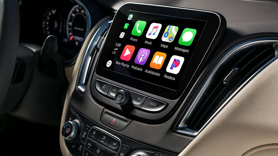 Technology Features of the New Chevrolet Malibu at Garber in Jacksonville, FL
