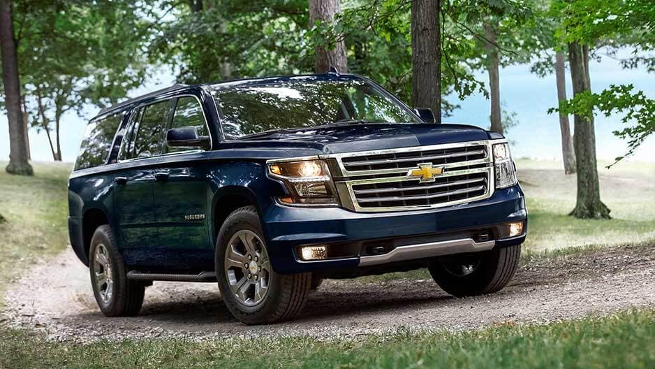 Performance Features of the New Chevrolet Suburban at Garber in Jacksonville, FL