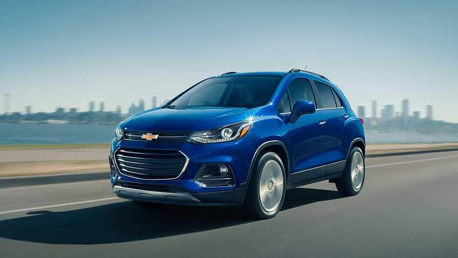 Performance Features of the New Chevrolet Trax at Garber in Jacksonville, FL