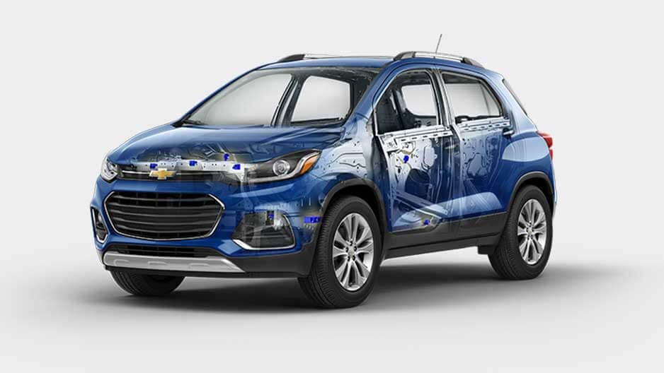 Safety Features of the New Chevrolet Trax at Garber in Jacksonville, FL