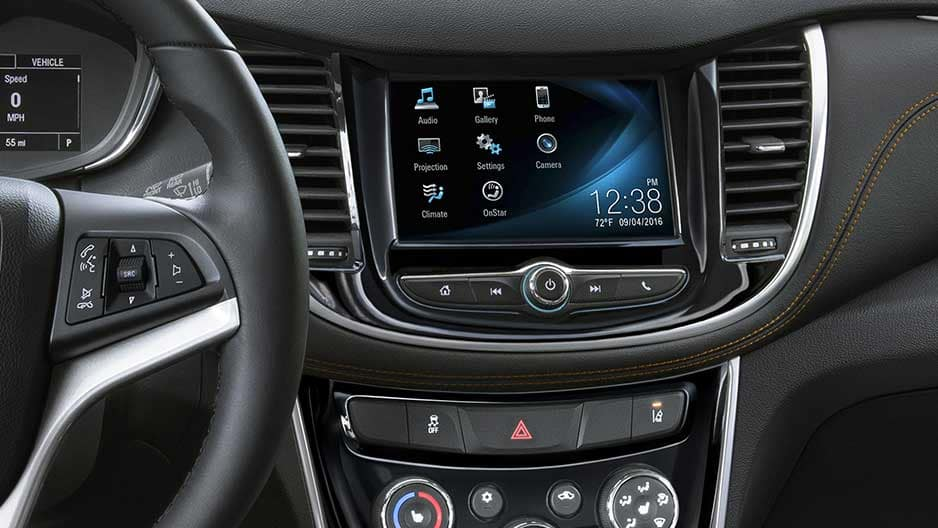 Technology Features of the New Chevrolet Trax at Garber in Jacksonville, FL