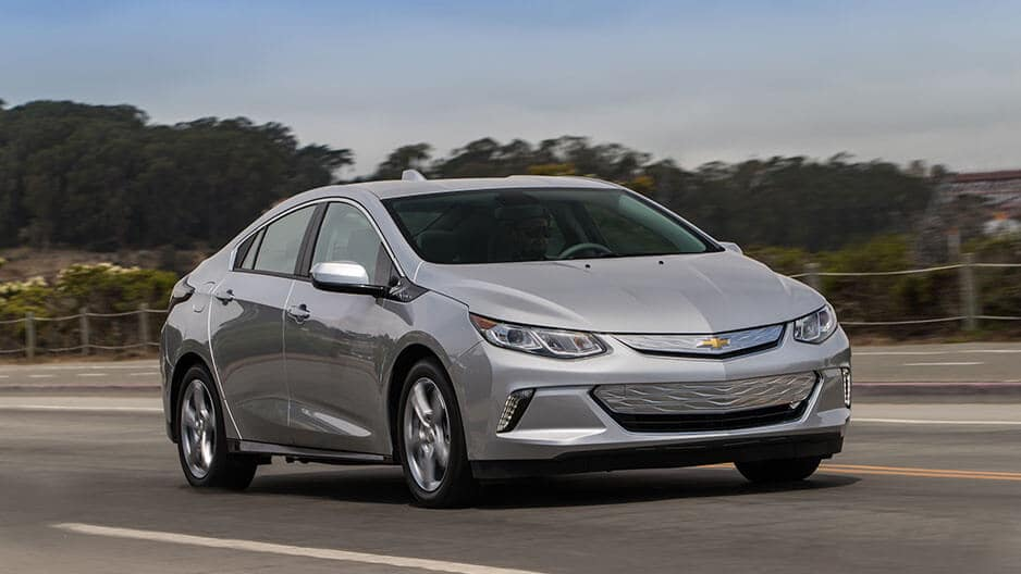 Performance Features of the New Chevrolet Volt at Garber in Jacksonville, FL