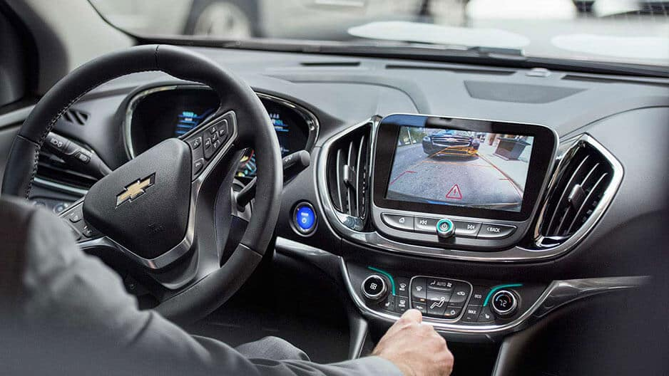 Safety Features of the New Chevrolet Volt at Garber in Jacksonville, FL