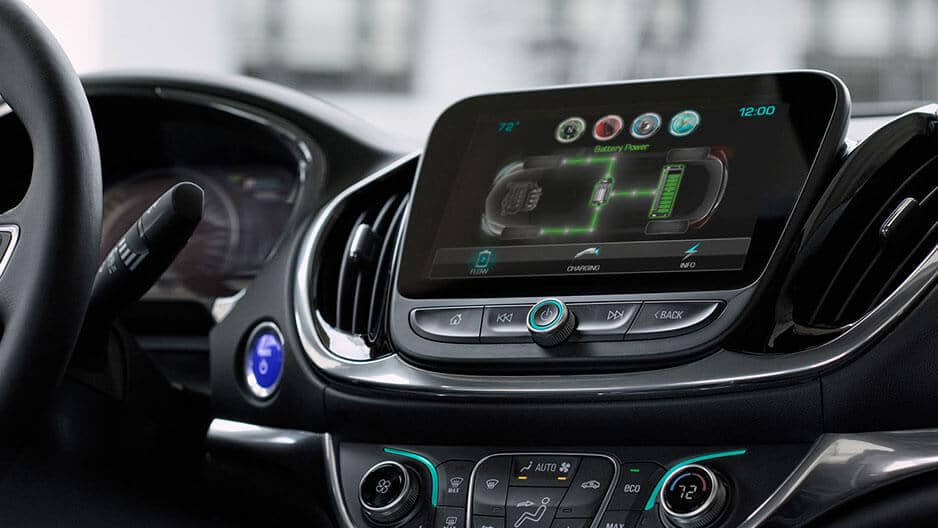 Technology Features of the New Chevrolet Volt at Garber in Jacksonville, FL