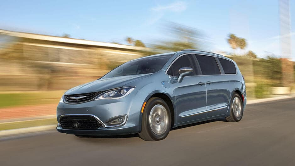 Performance Features of the New Chrysler Pacifica at Garber in Jacksonville, FL