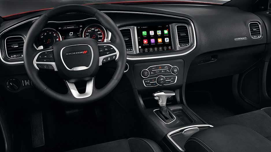 Technology Features of the New Dodge Charger at Garber in Jacksonville, FL