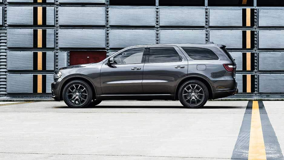 Safety Features of the New Dodge Durango at Garber in Jacksonville, FL