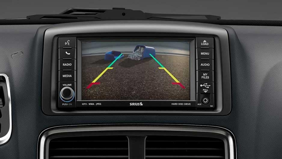 Safety Features of the New Dodge Grand Caravan at Garber in Jacksonville, FL