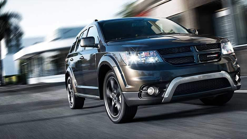 Performance Features of the New Dodge Journey at Garber in Jacksonville, FL