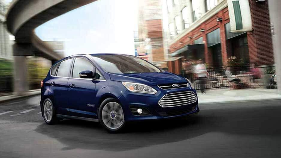 Exterior Features of the New Ford C-Max at Garber in Orange-Park, FL