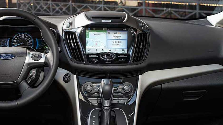 Technology Features of the New Ford C-Max at Garber in Jacksonville, FL