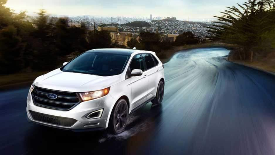 Performance Features of the New Ford Edge at Garber in Jacksonville, FL