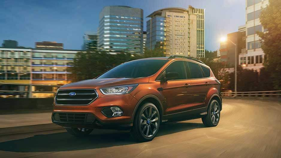 Exterior Features of the New Ford Escape at Garber in Orange-Park, FL