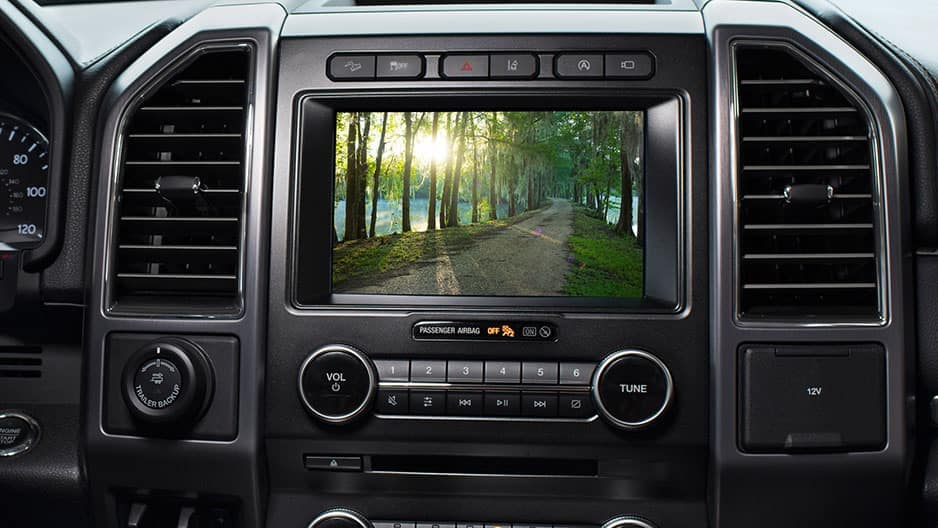 Safety Features of the New Ford Expedition at Garber in Jacksonville, FL