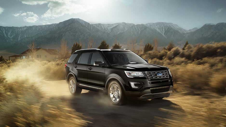 Performance Features of the New Ford Explorer at Garber in Jacksonville, FL