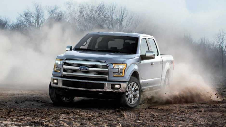 Performance Features of the New Ford F-150 at Garber in Jacksonville, FL