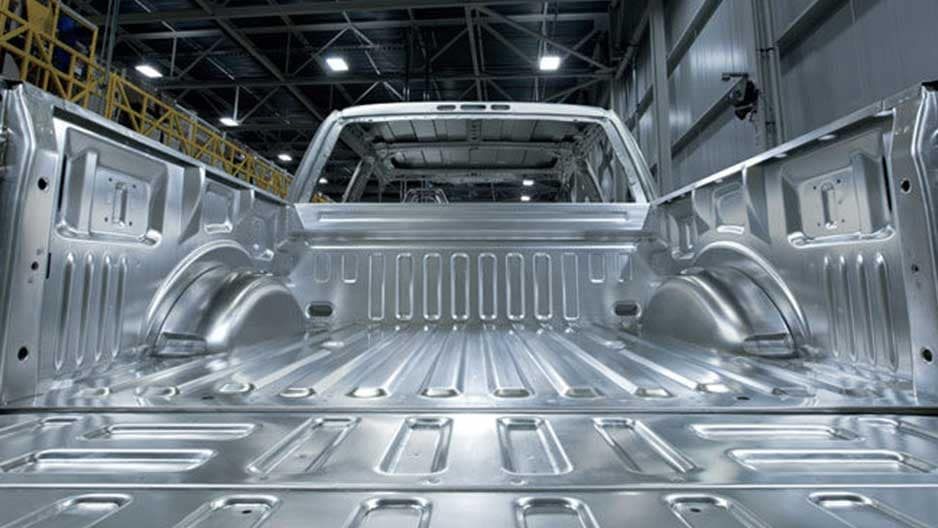 Safety Features of the New Ford F-150 at Garber in Jacksonville, FL