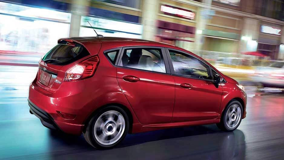 Performance Features of the New Ford Fiesta at Garber in Jacksonville, FL