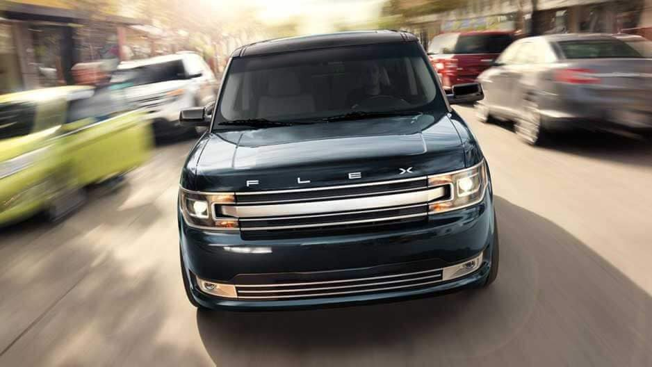 Performance Features of the New Ford Flex at Garber in Jacksonville, FL