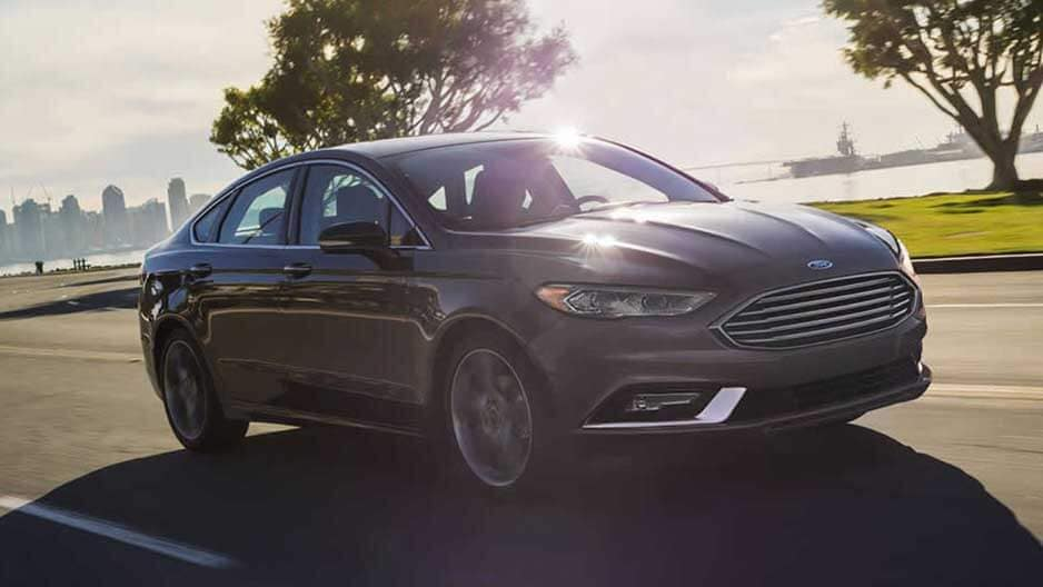 Performance Features of the New Ford Fusion at Garber in Jacksonville, FL