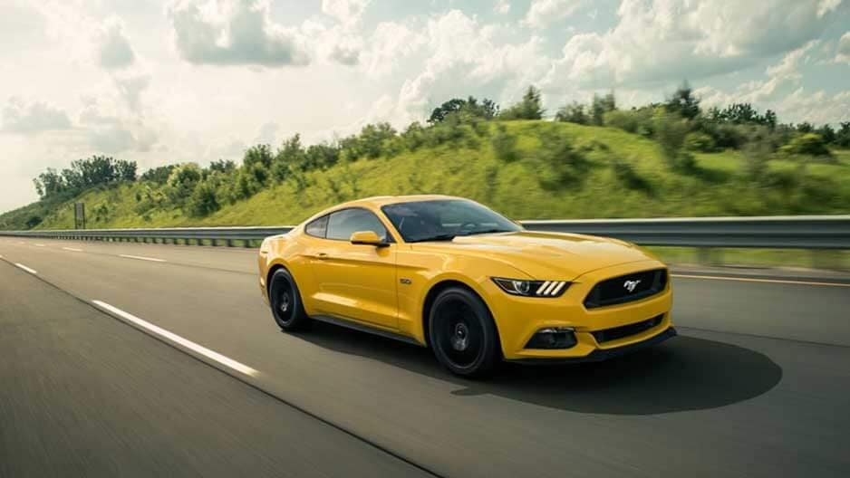 Performance Features of the New Ford Mustang at Garber in Jacksonville, FL