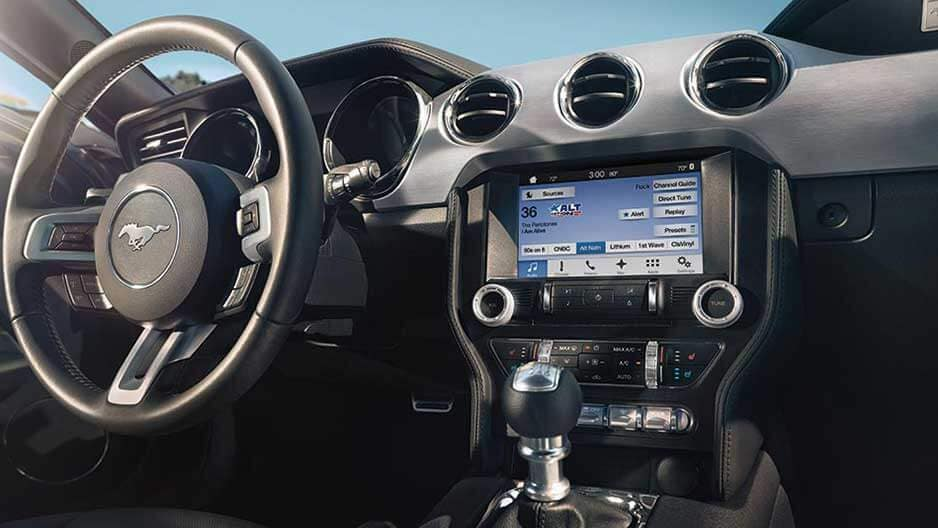 Technology Features of the New Ford Mustang at Garber in Jacksonville, FL