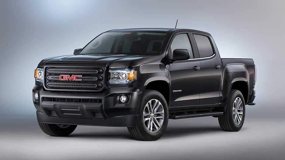 Exterior Features of the New GMC Canyon at Garber in Orange-Park, FL