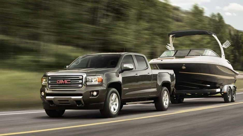 Performance Features of the New GMC Canyon at Garber in Jacksonville, FL