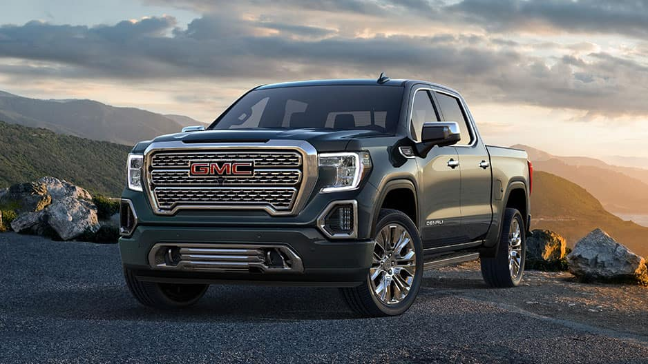 Exterior Features of the New GMC Sierra 1500 at Garber in Orange Park, FL
