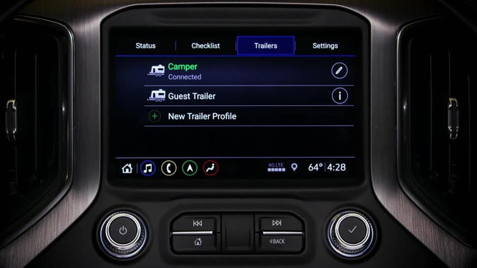 Safety Features of the New GMC Sierra 1500 at Garber in Jacksonville, FL