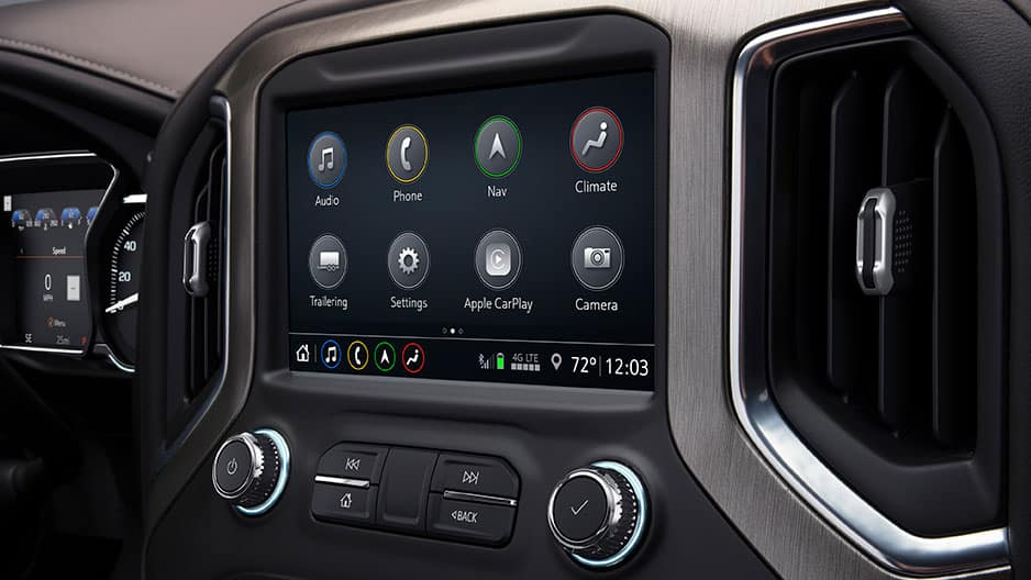 Technology Features of the New GMC Sierra 1500 at Garber in Jacksonville, FL