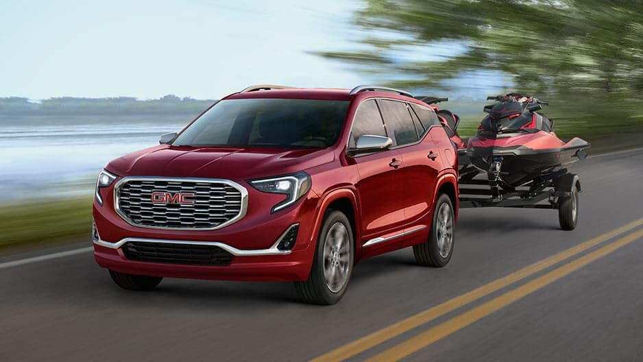 Performance Features of the New GMC Terrain at Garber in Jacksonville, FL