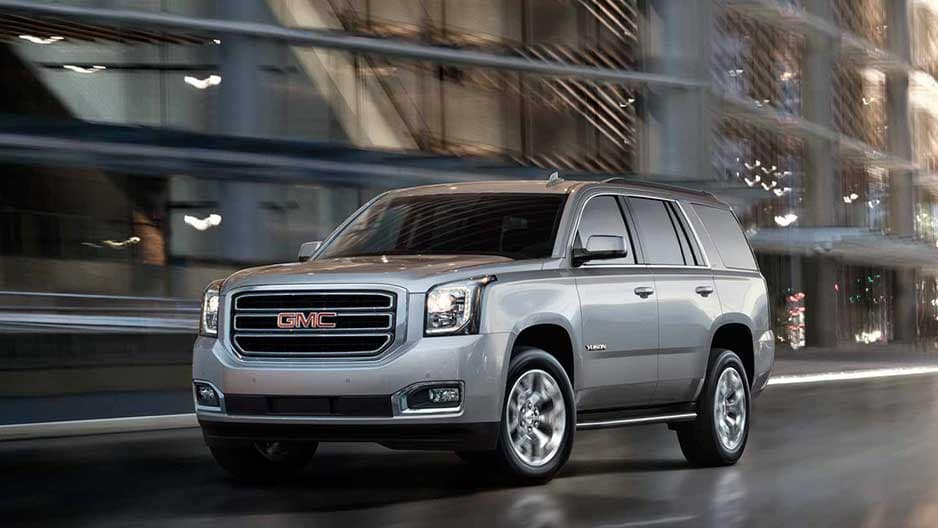 Performance Features of the New GMC Yukon at Garber in Jacksonville, FL