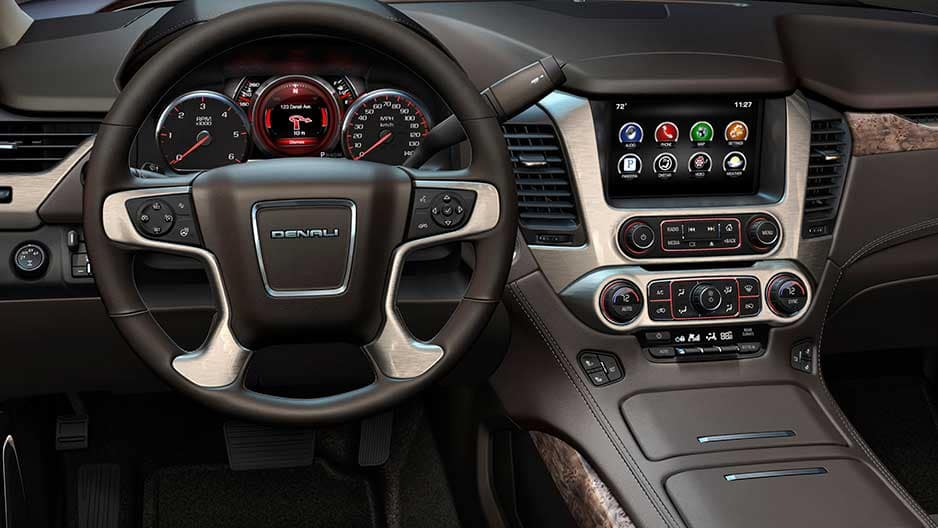 Technology Features of the New GMC Yukon at Garber in Jacksonville, FL