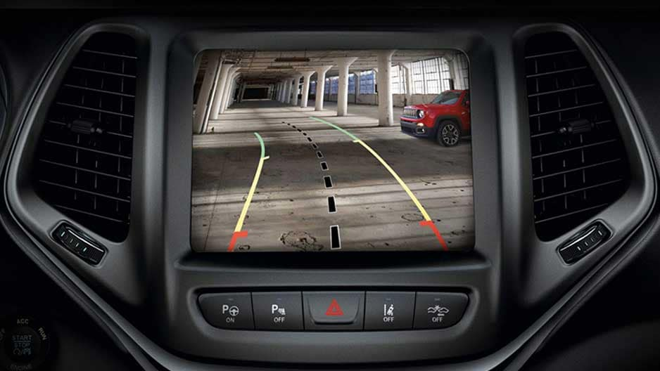Safety Features of the New Jeep Cherokee at Garber in Jacksonville, FL