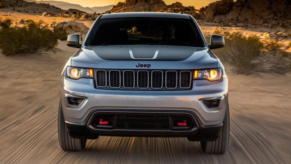 Performance Features of the New Jeep Grand Cherokee at Garber in Jacksonville, FL