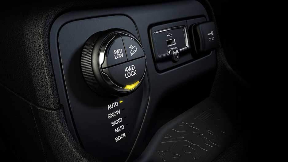 Technology Features of the New Jeep Renegade at Garber in Jacksonville, FL