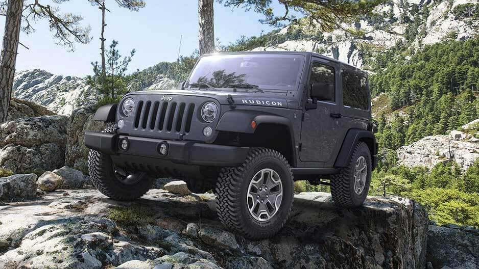 Performance Features of the New Jeep Wrangler at Garber in Jacksonville, FL