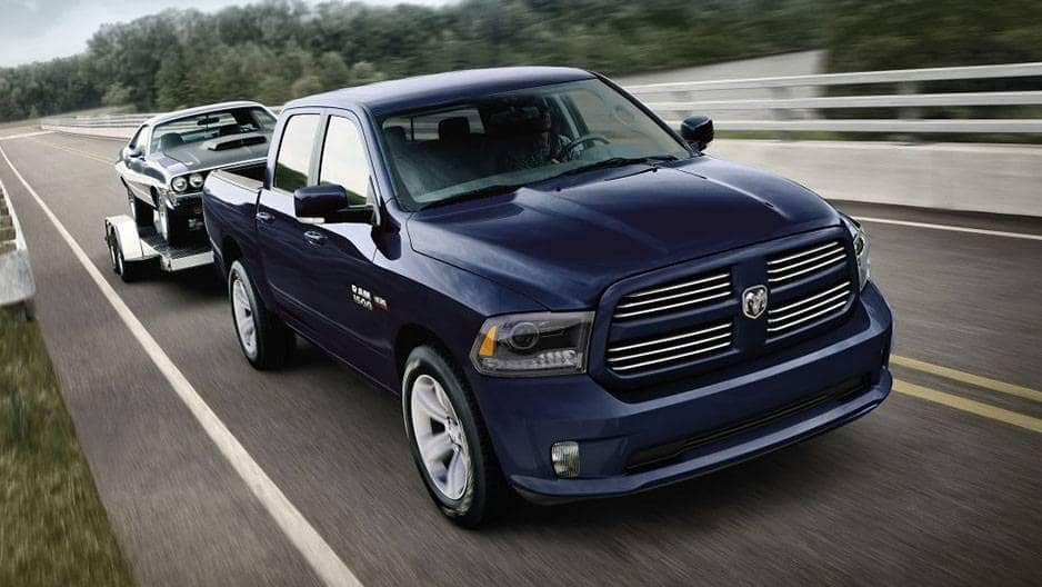 Performance Features of the New RAM 1500 at Garber in Jacksonville, FL