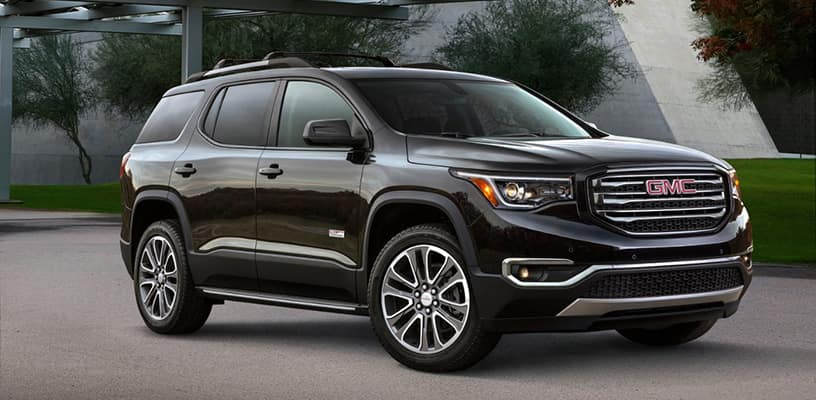 Make Your Holiday Errands Easy in a 2018 GMC Acadia ...