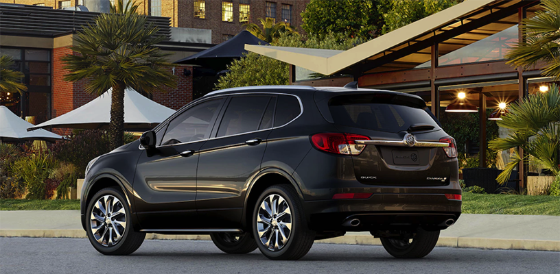 See Yourself in a 2018 Buick Envision - Garber Automall