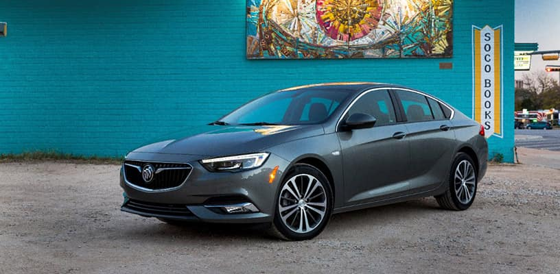 Garber Auto Mall >> Experience the 2018 Buick Regal Sportback - Garber Automall