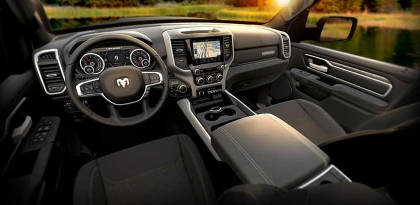 Beauty Inside and Out: the 2019 Ram 1500 - Garber Automall
