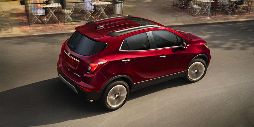 Garber Auto Mall >> Fit More Life in Your 2019 Buick Encore - Garber Automall