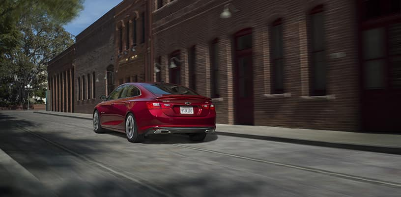 From Tip to Tail, the 2019 Malibu Hybrid is a Tech-Heavy ...