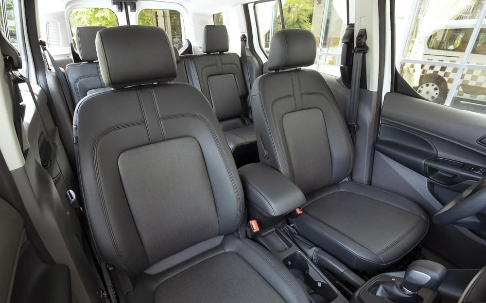 2019 Ford Transit Connect Taxi Set to Shake Up Market in Debut