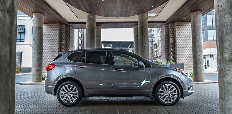 Compare the 2019 Enclave and 2019 Envision - Garber Automall