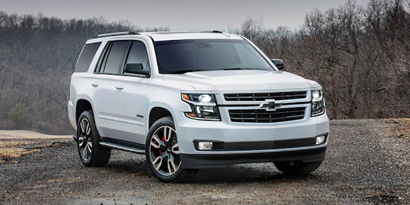 Chevrolet blacks-out tahoe custom midnight edition autoblog.