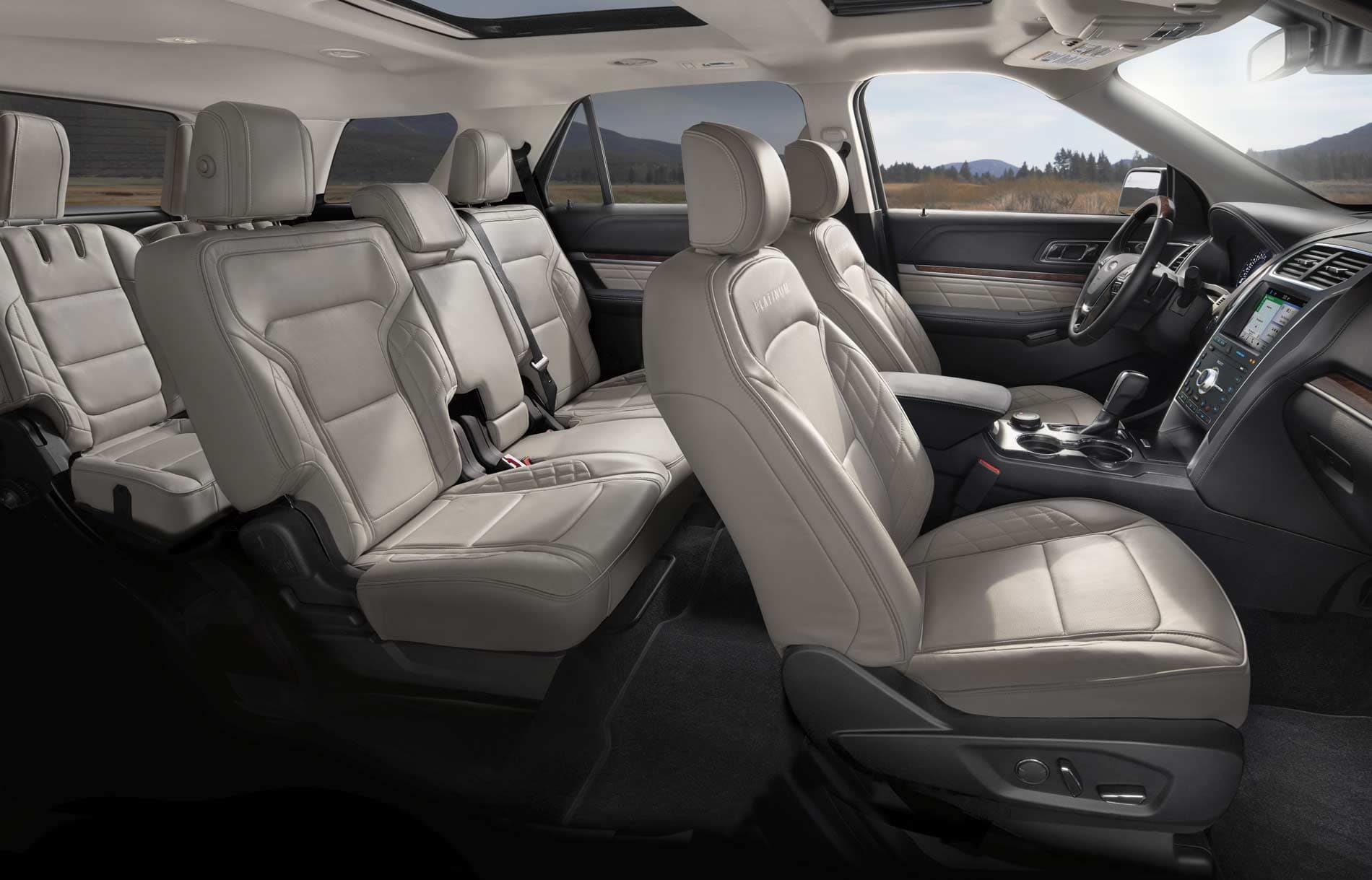 Terrific 2019 Ford Explorer Vs 2018 Expedition Three Row Titans Dailytribune Chair Design For Home Dailytribuneorg