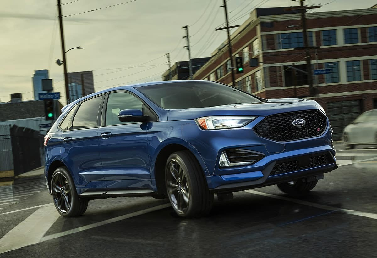 Ford Edge Uses A I For A Big Fuel Economy Boost